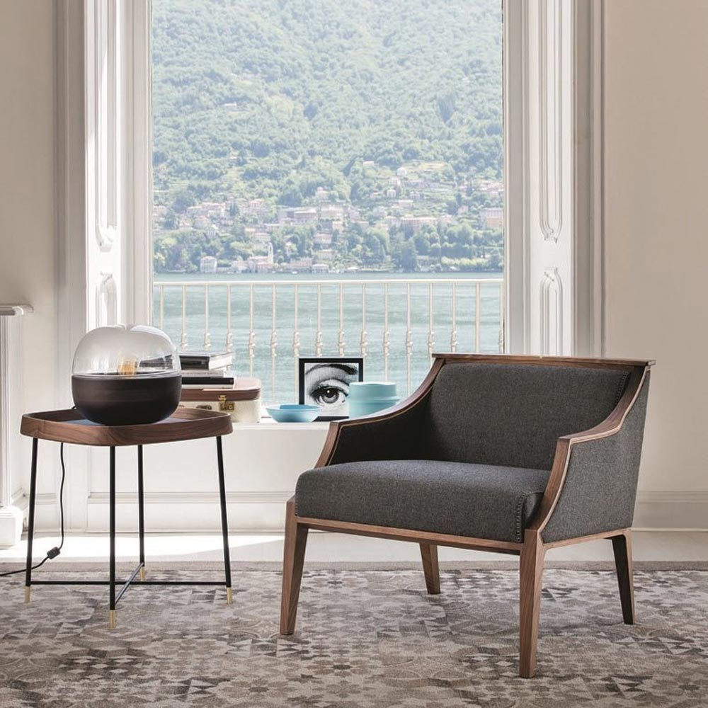 Fritz Side Table by Porada
