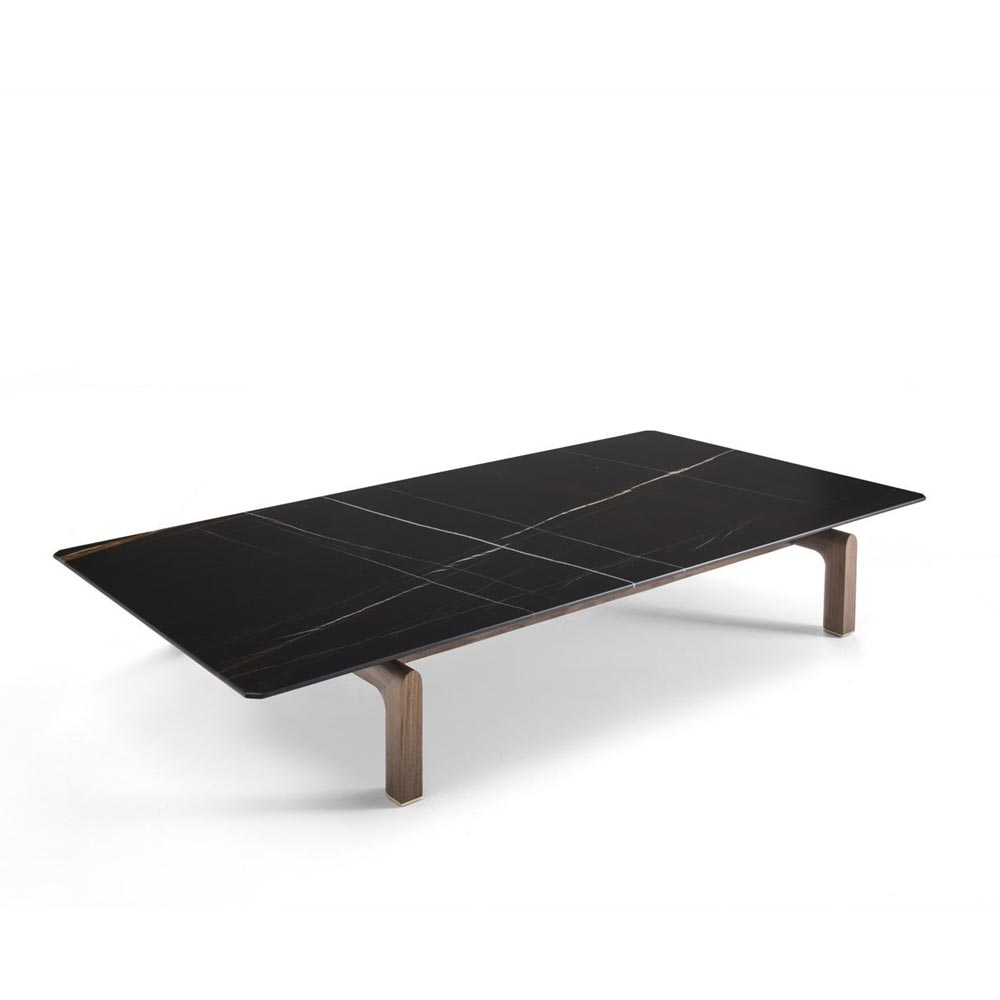 Quay Rectangular Coffee Table by Porada