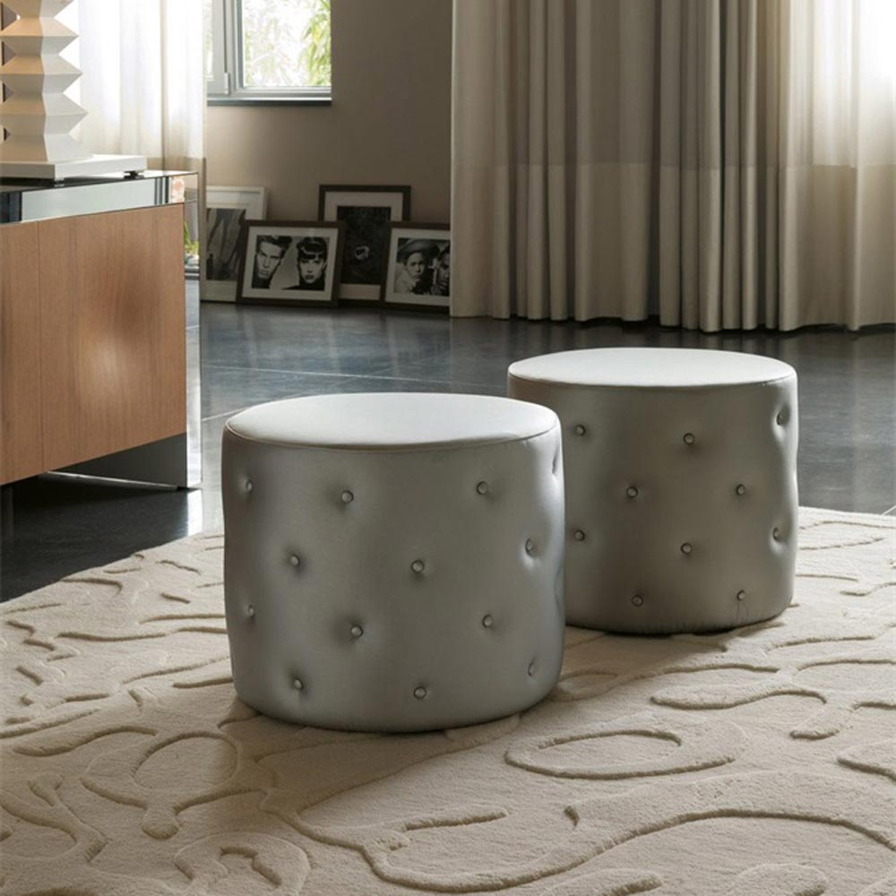 Snap Footstool by Porada