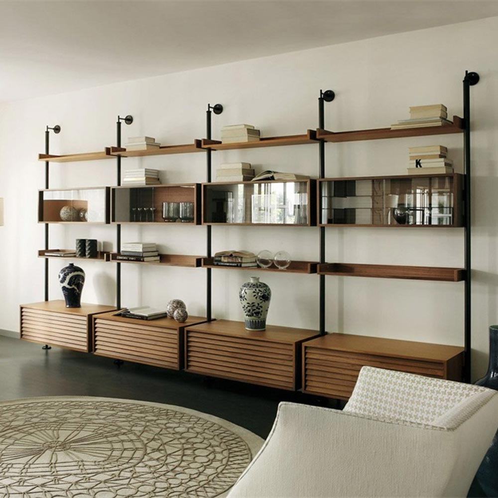 Ubiqua Bookcase by Porada