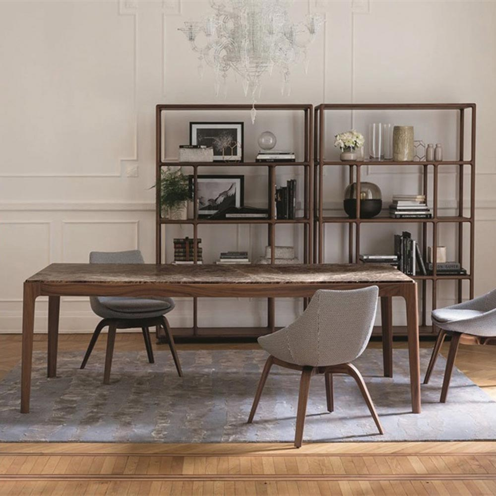 Ziggy Dining Table by Porada