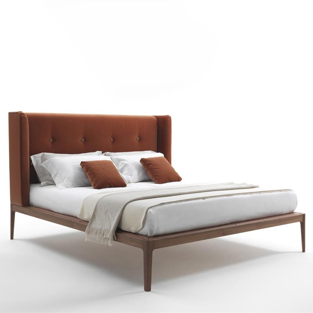 Ziggy Double Bed by Porada