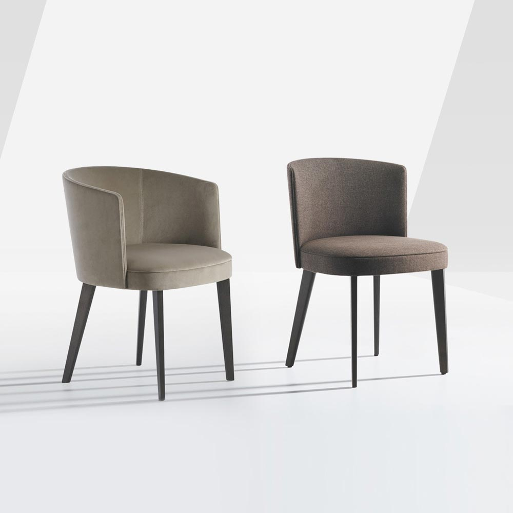 Lena 903 P Armchair By Potocco