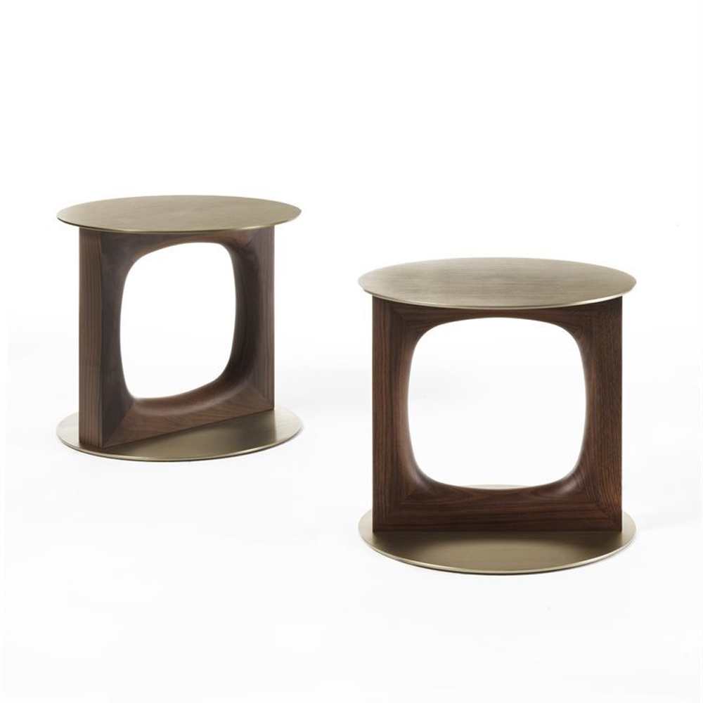 Tenco Side Table by Quick Ship