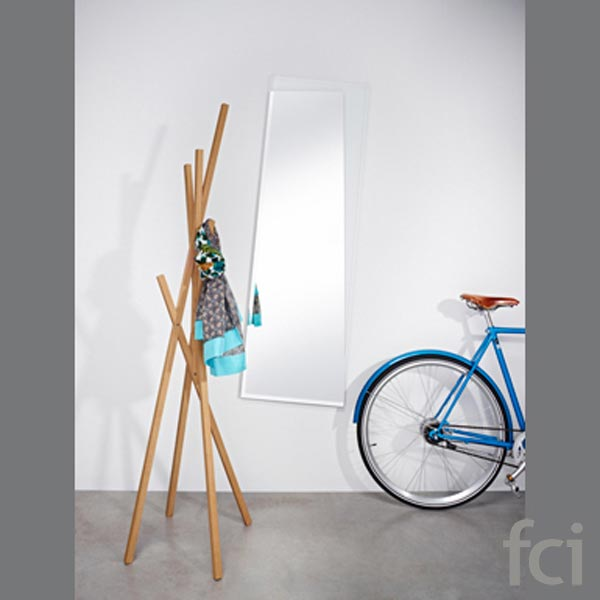 Eclat 3 Wall Mirror by Reflections