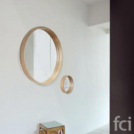 Offspring Wall Mirror by Reflections