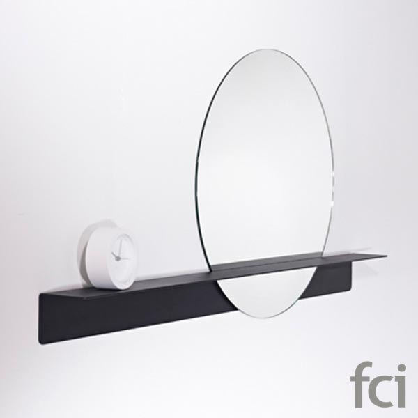 Slide Circle Mirror by Reflections