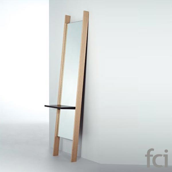 Track Free Standing Mirror by Reflections