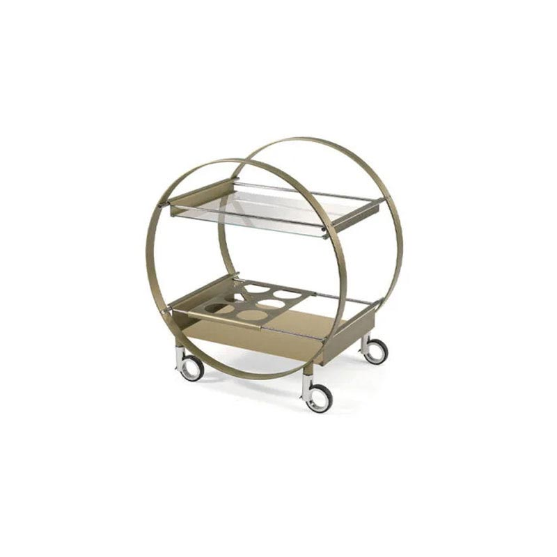 Miss Marple Bar Trolley by Reflex Angelo