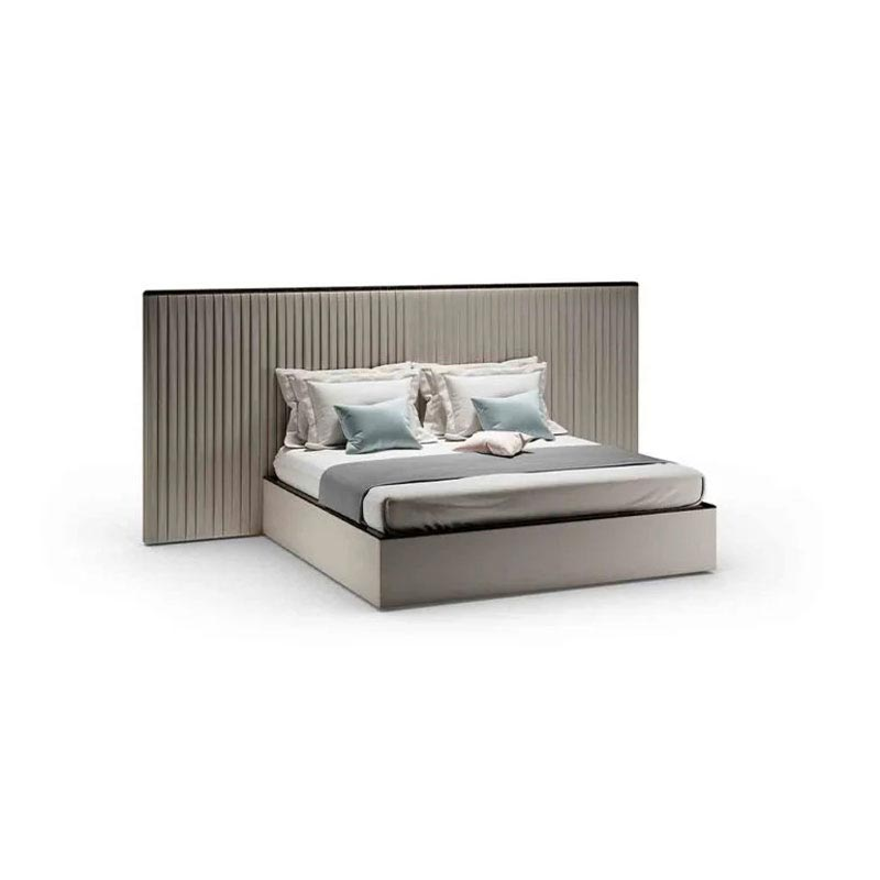 Plisse Xl Double Bed by Reflex Angelo