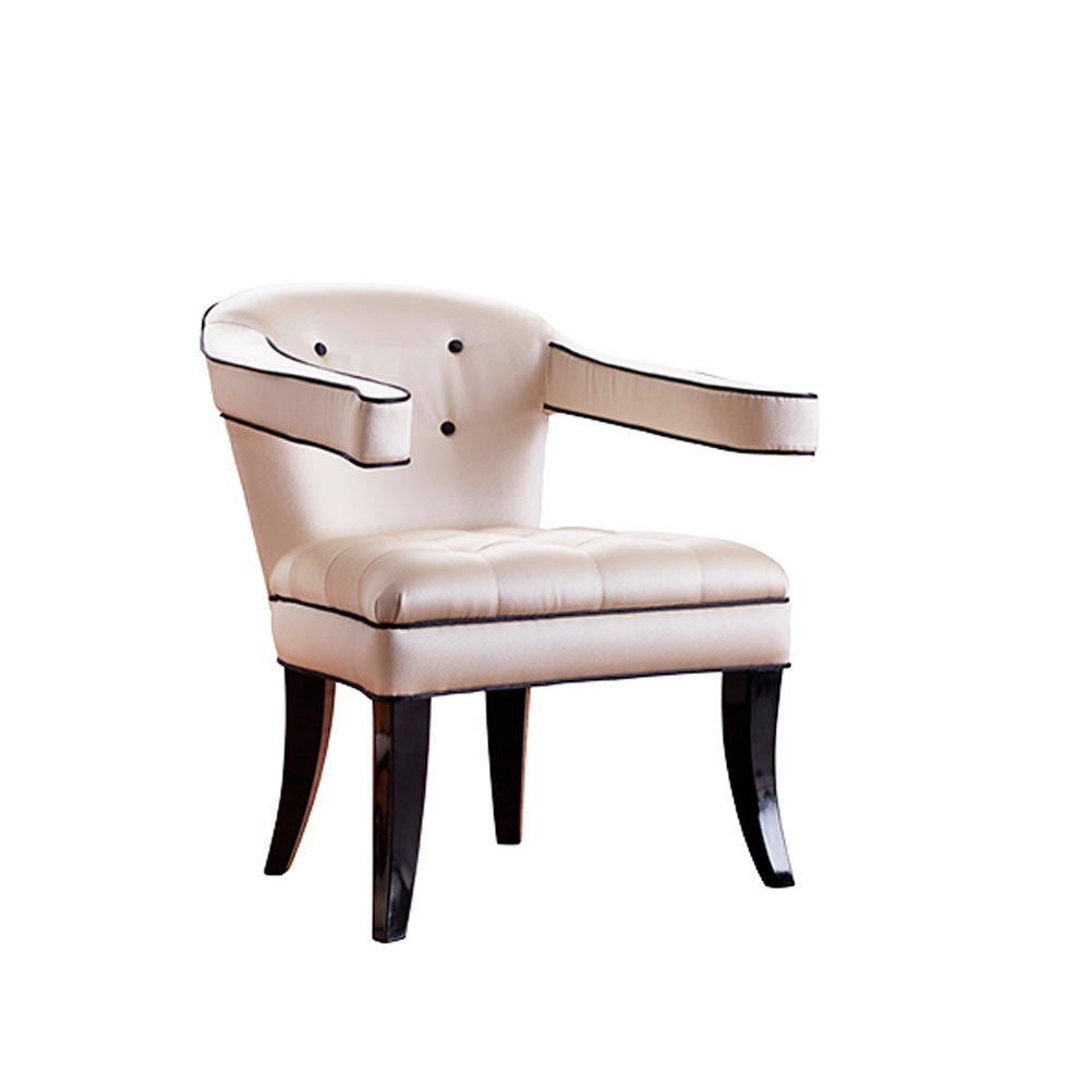 Cherie Armchair by Silvano Luxury