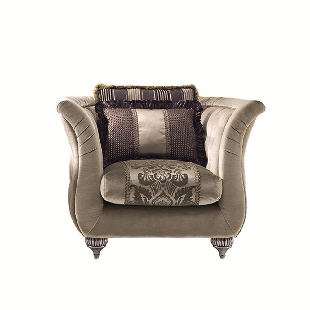 First Lady Armchair by Silvano Luxury