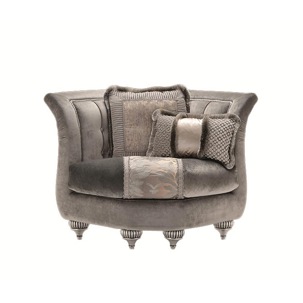 First Lady Corner Armchair by Silvano Luxury