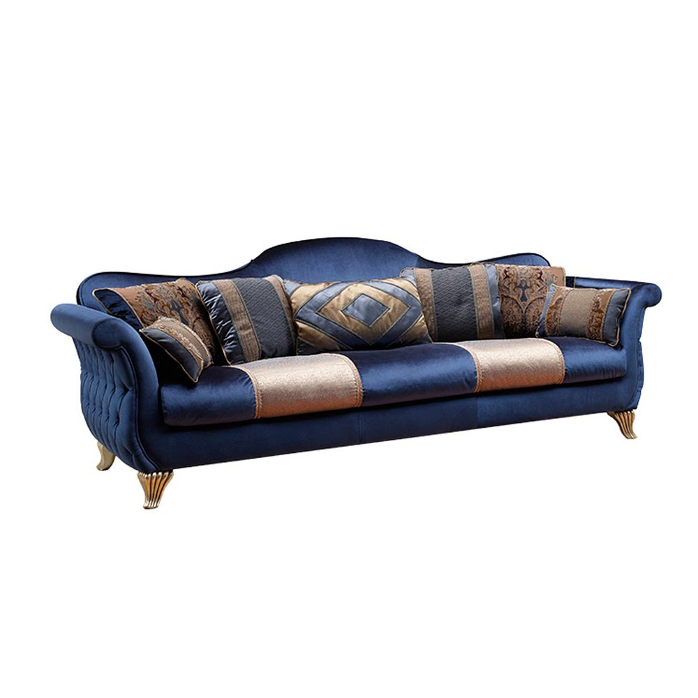 First Lady Glamor Sofa by Silvano Luxury