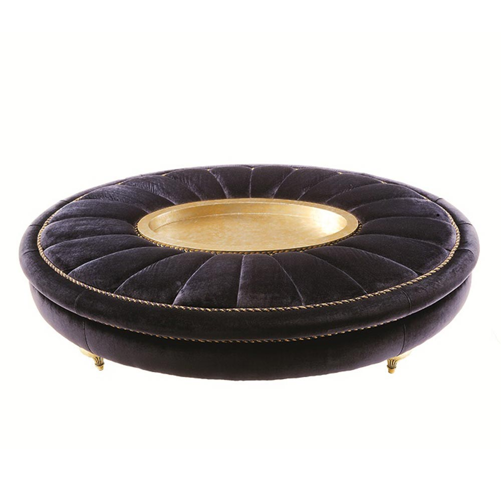 Premier Dame Footstool by Silvano Luxury