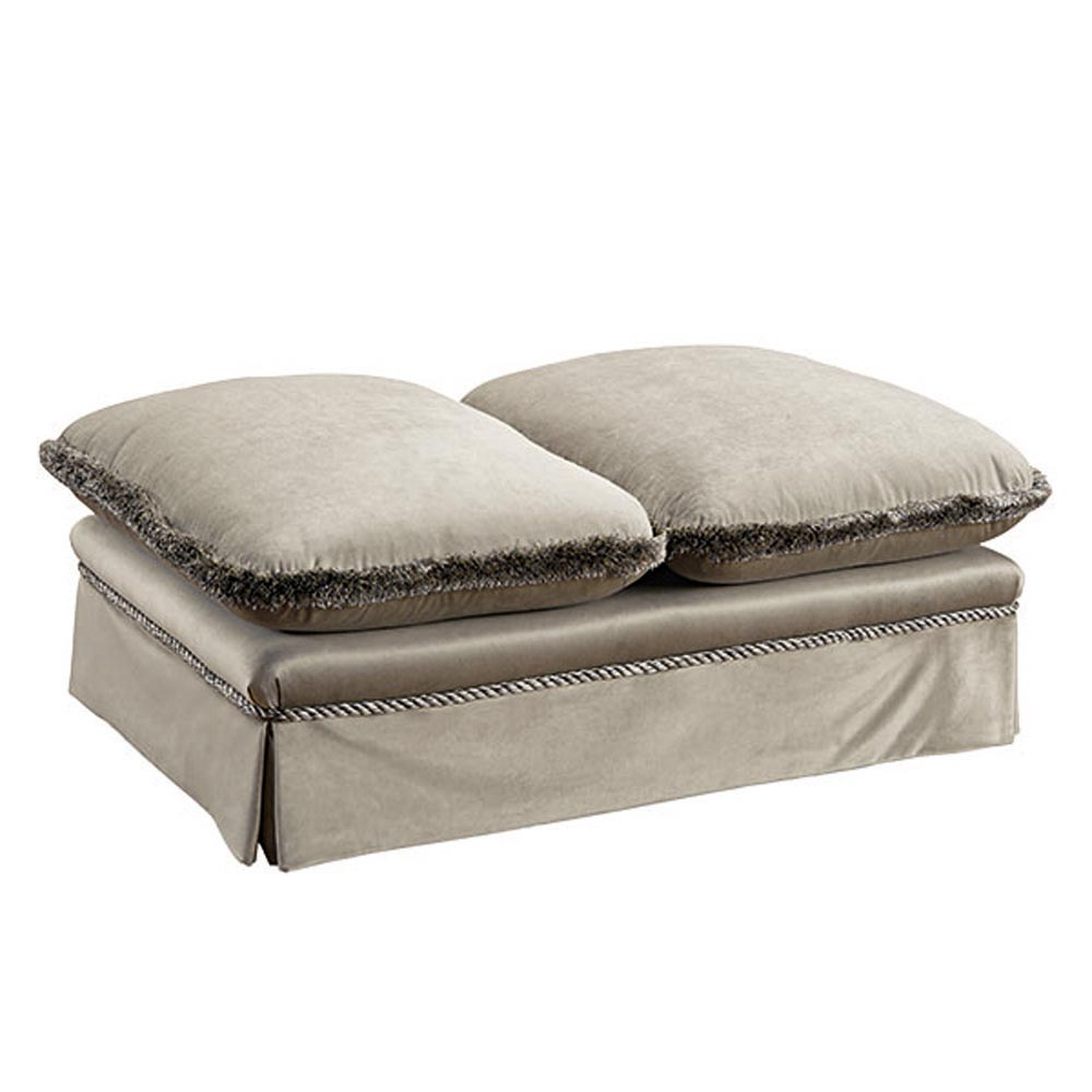 William Footstool by Silvano Luxury