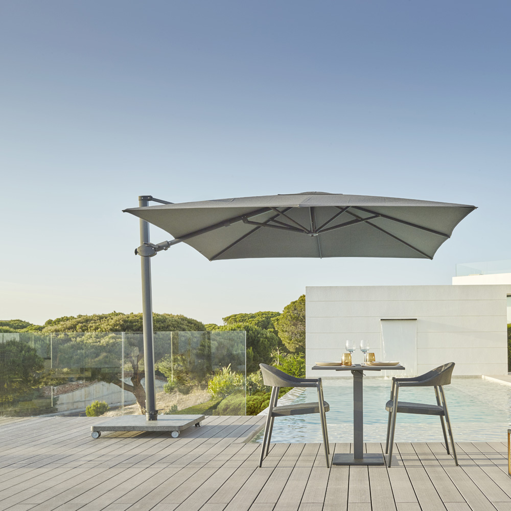 Antigo 3X3 M Umbrella by Skyline Design