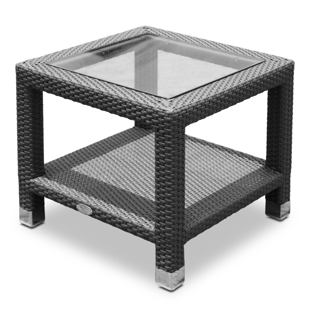 Anzio Side Table by Skyline Design