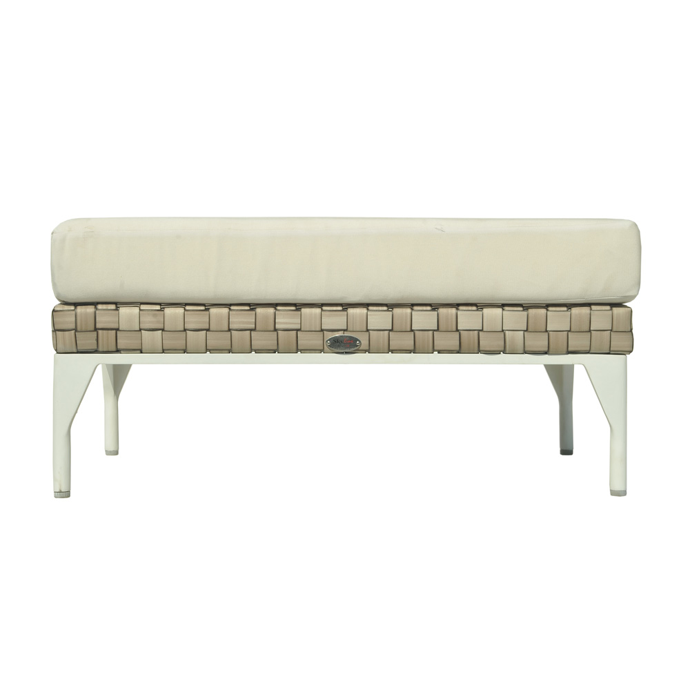 Brafta Footstool by Skyline Design