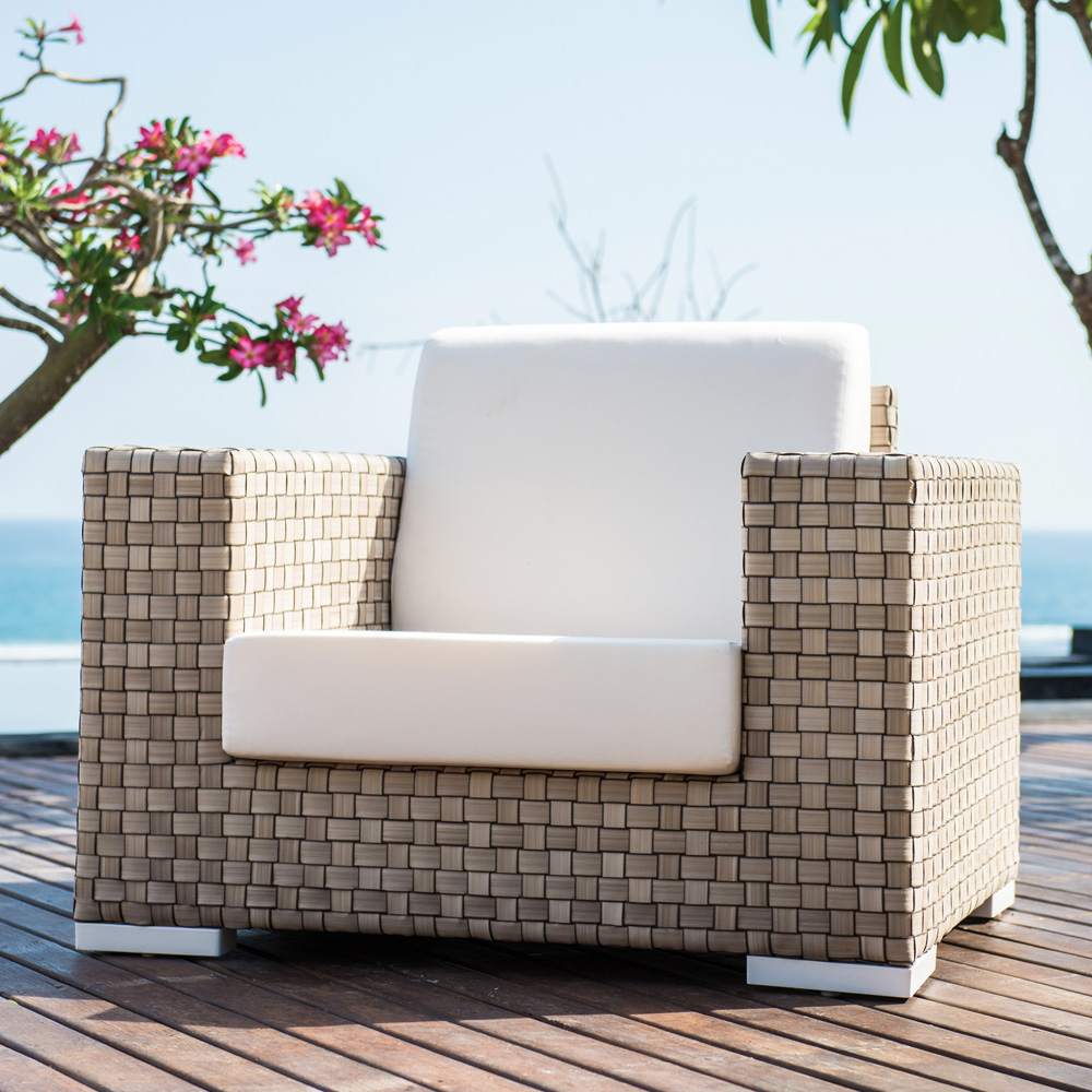 Brando Outdoor Armchair by Skyline Design