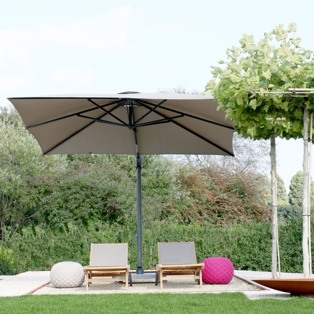 Cali 3X3 M Umbrella by Skyline Design