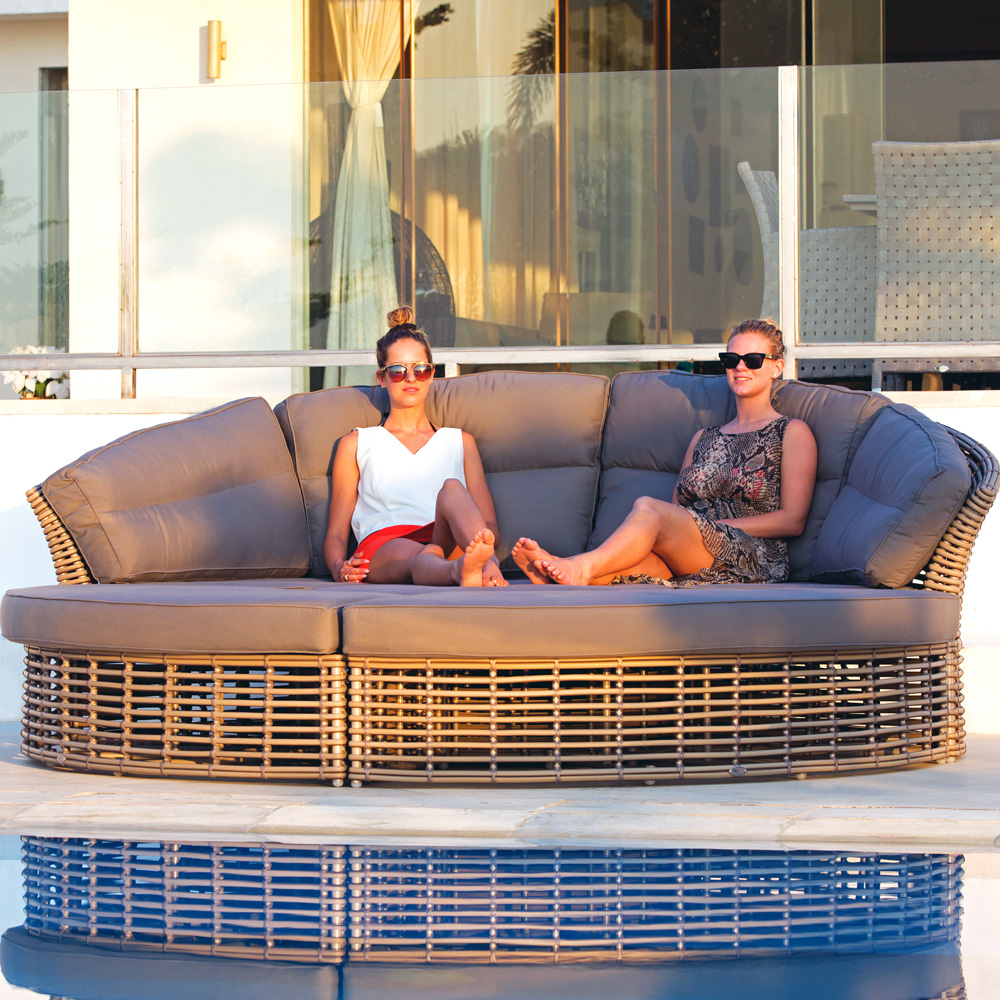 Castries Daybed by Skyline Design