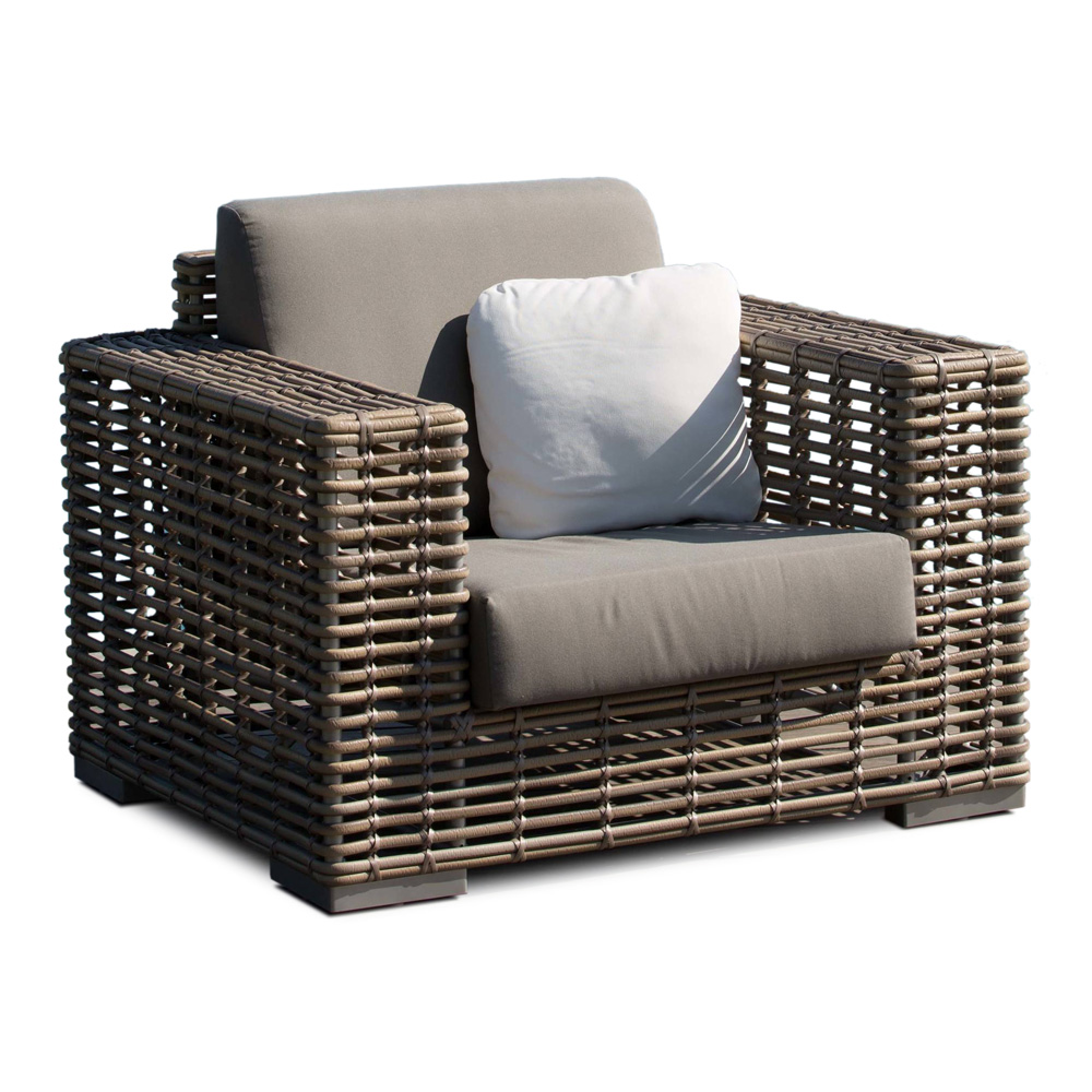 Castries Outdoor Armchair by Skyline Design
