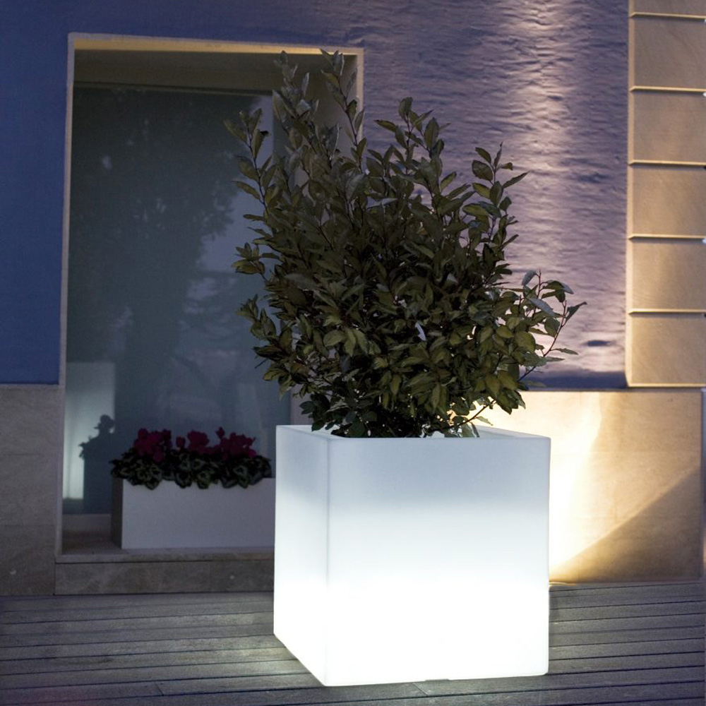 Cube Planter by Skyline Design