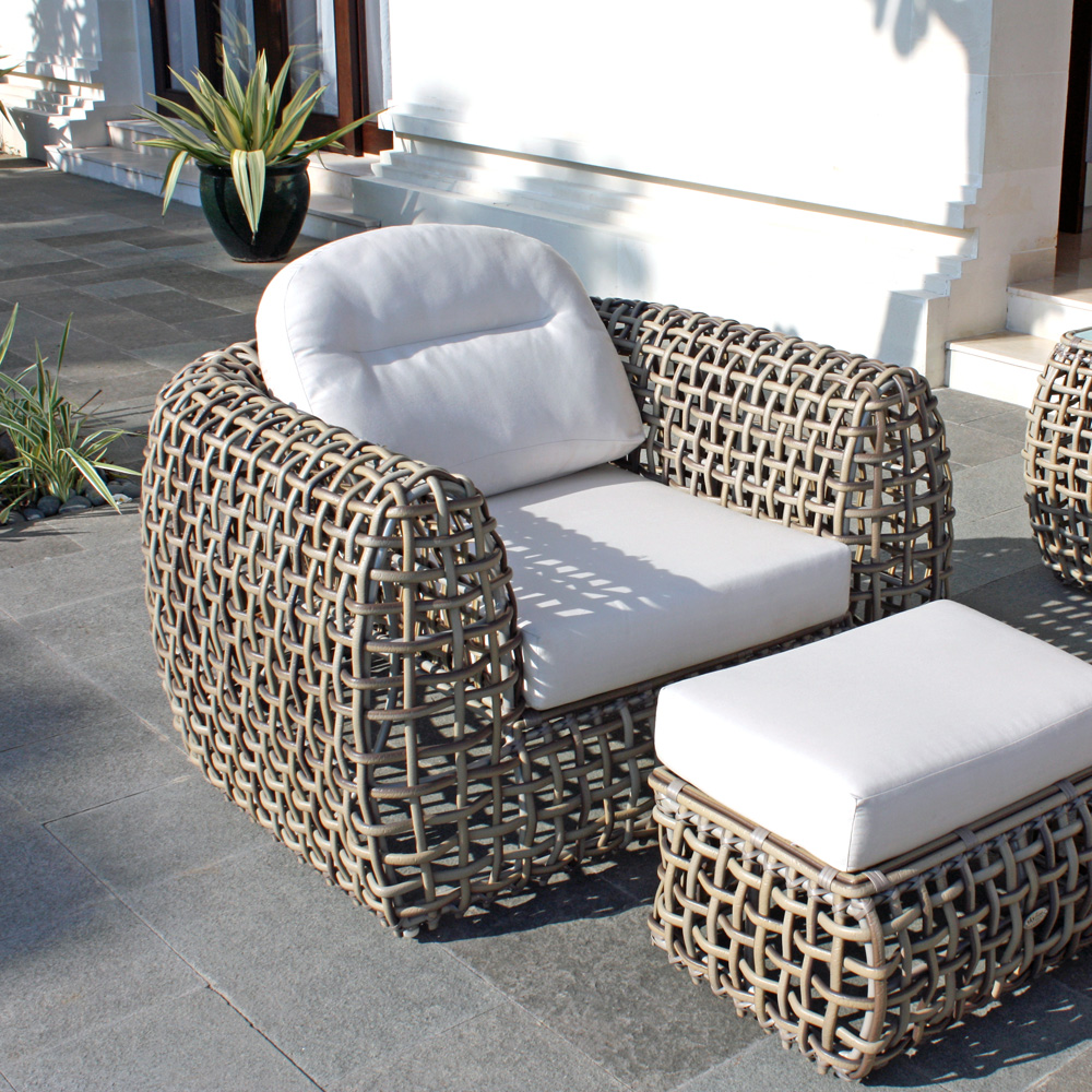 Dynasty Outdoor Armchair by Skyline Design