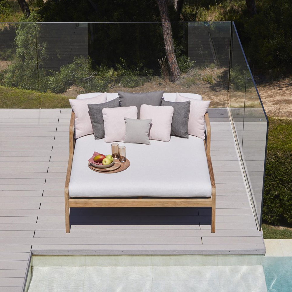 Flexx Double Lounger by Skyline Design