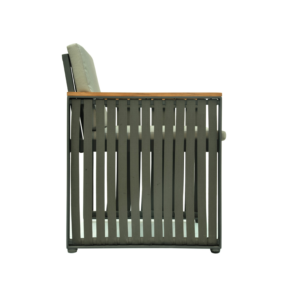 Horizon Small Outdoor Armchair by Skyline Design