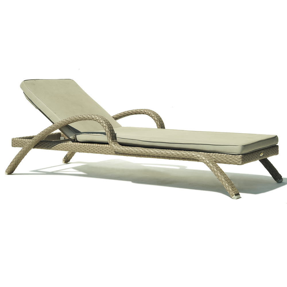 Imperial Lounger by Skyline Design