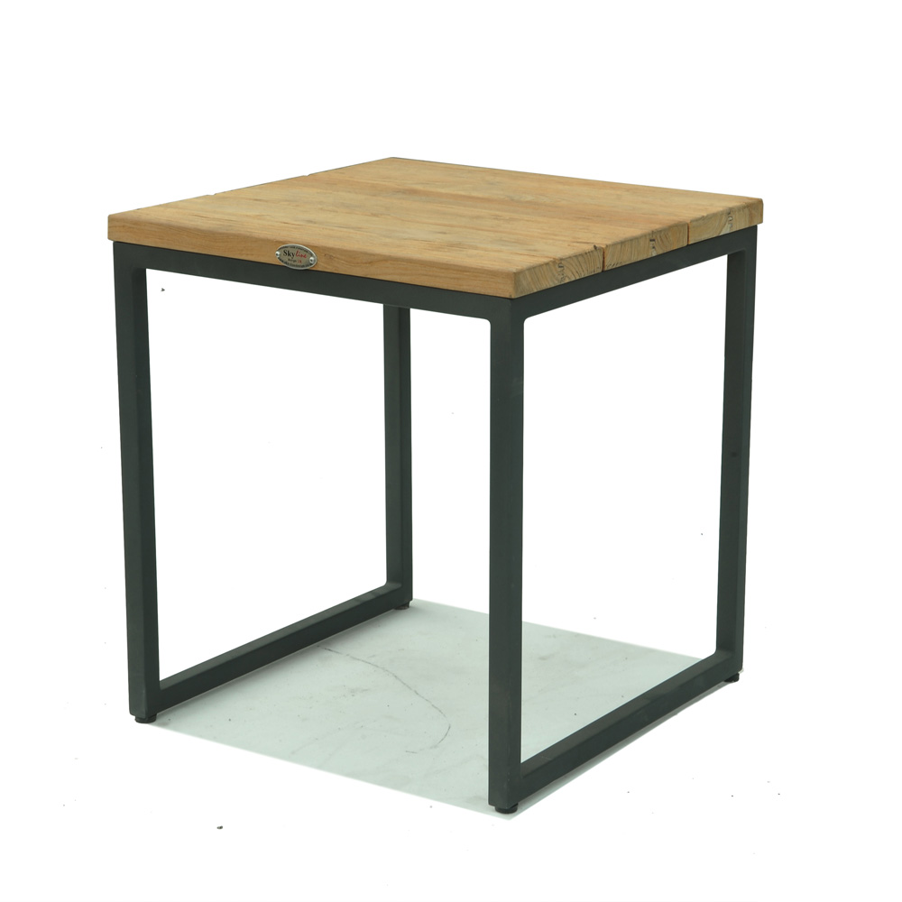 Nautic Square Side Table by Skyline Design