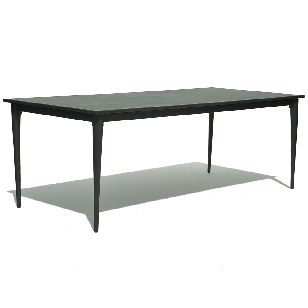 Serpent 6 Seat Dining Table by Skyline Design