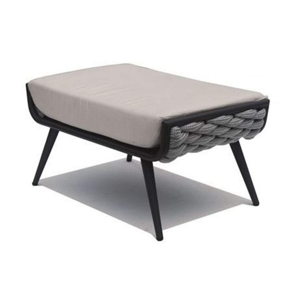 Serpent Footstool by Skyline Design