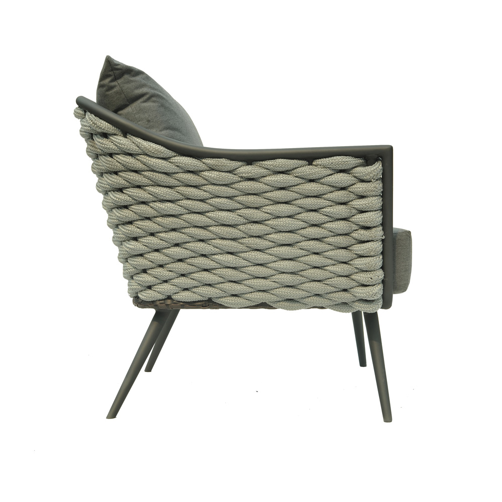 Serpent Outdoor Armchair by Skyline Design