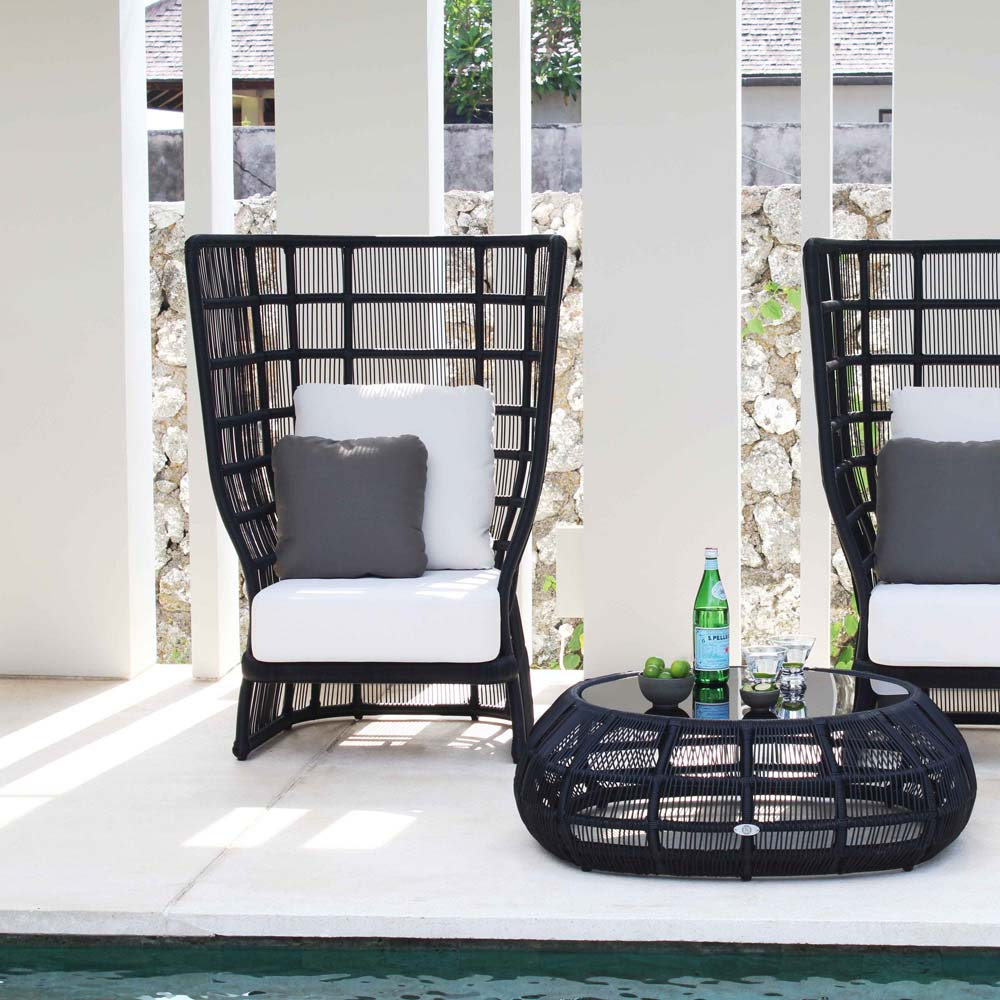 Spa Outdoor Armchair by Skyline Design