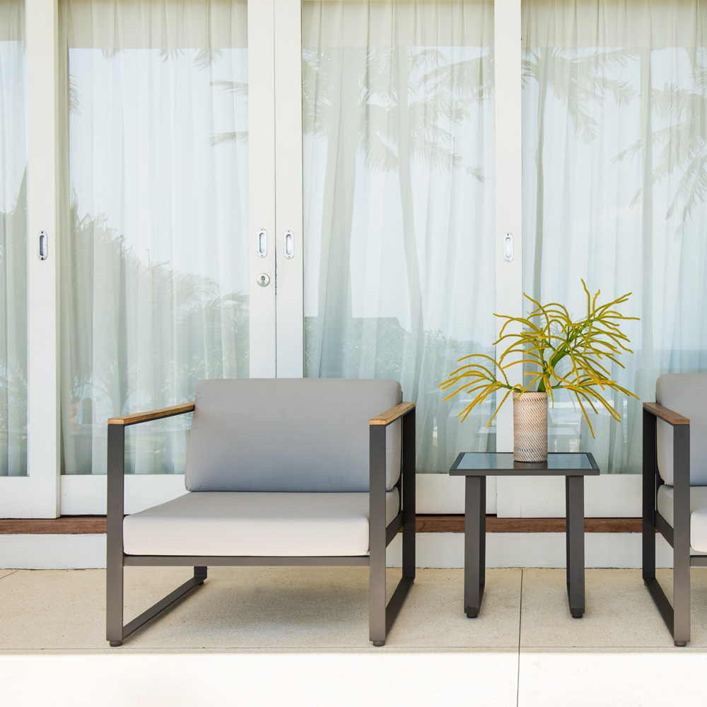 Taymar Outdoor Armchair by Skyline Design