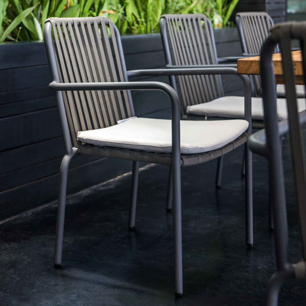 Trinity Outdoor Armchair by Skyline Design