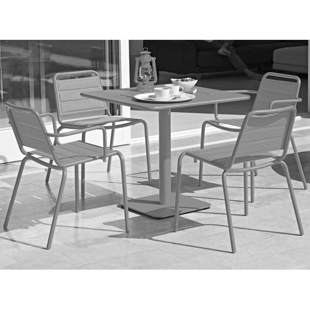 Vega Padded Dining Chair by Skyline Design