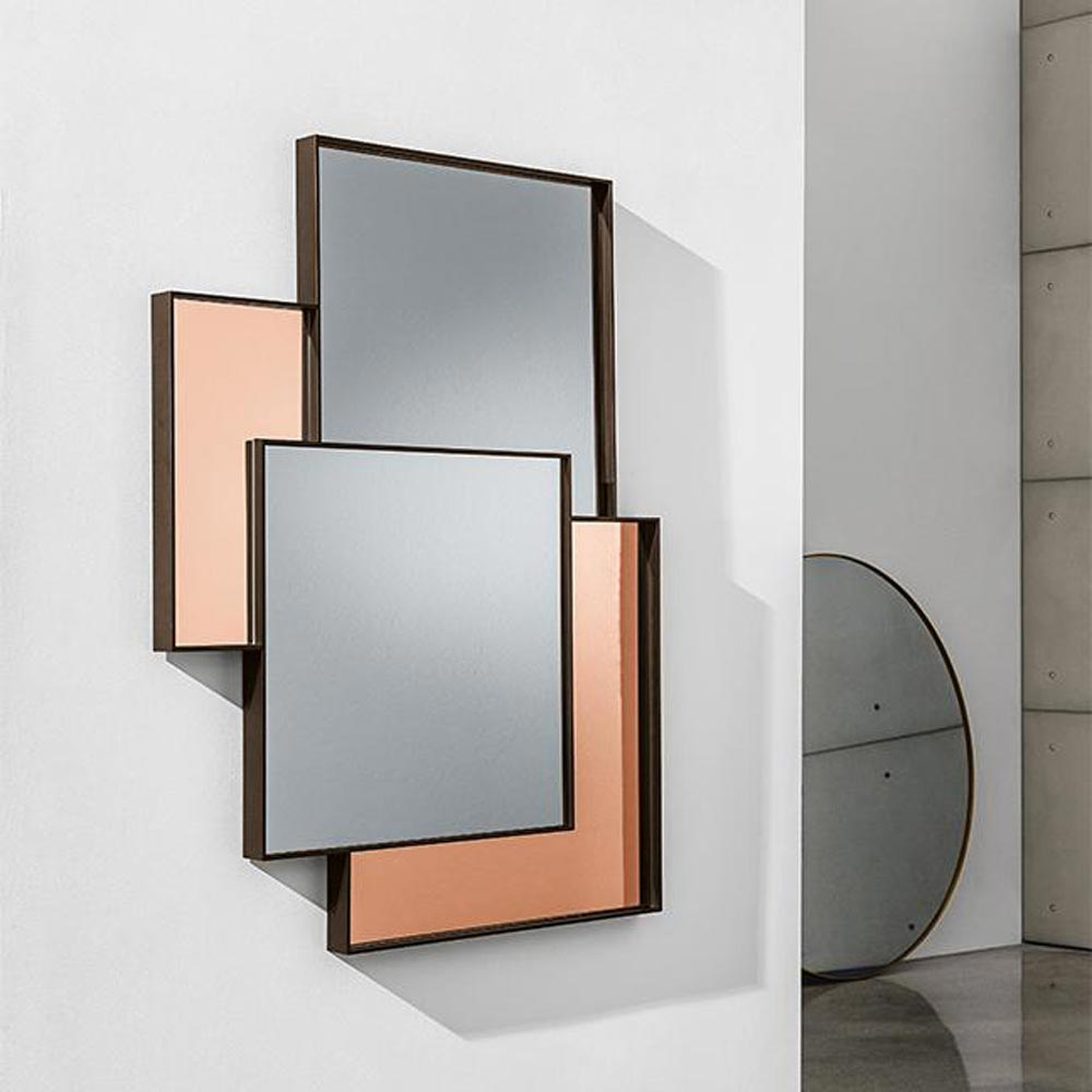 Combi Mirror by Sovet Italia