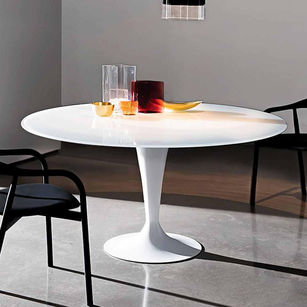 Flute Dining Table by Sovet Italia