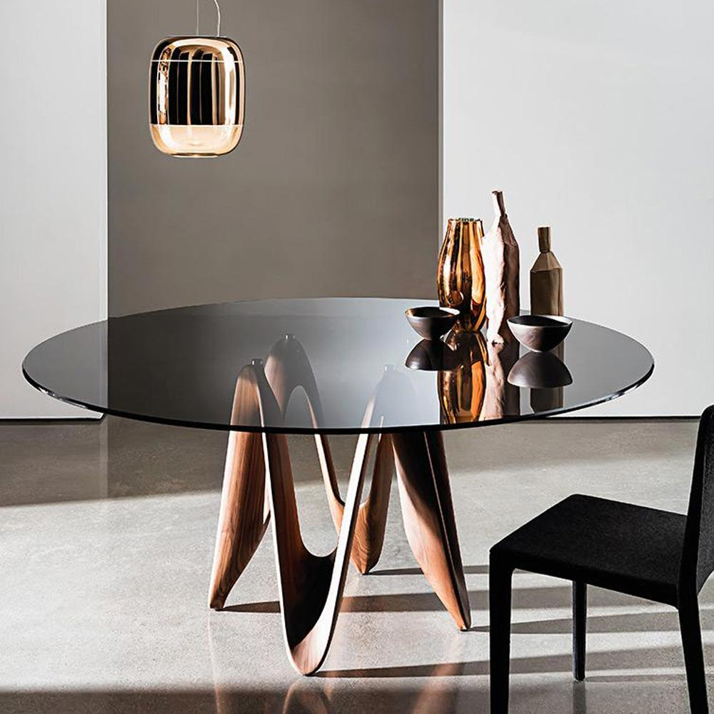 Lambda Dining Table by Sovet Italia