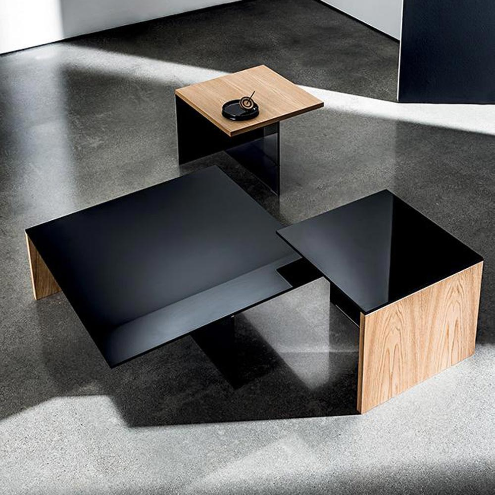 Regolo Square Coffee Table by Sovet Italia