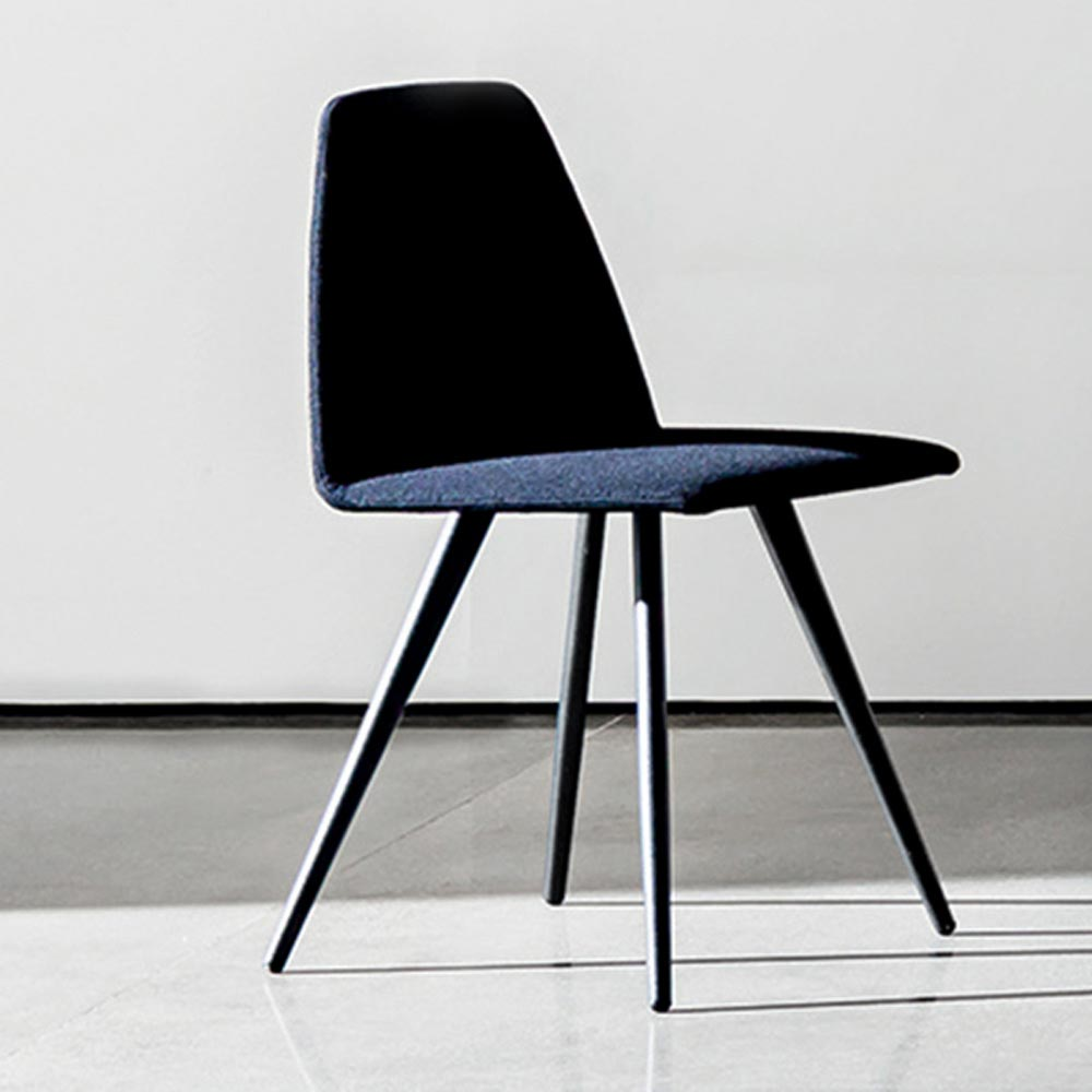 Sila Cone Shaped Dining Chair by Sovet Italia