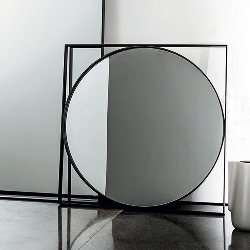 Visual Geometric Mirror by Sovet Italia