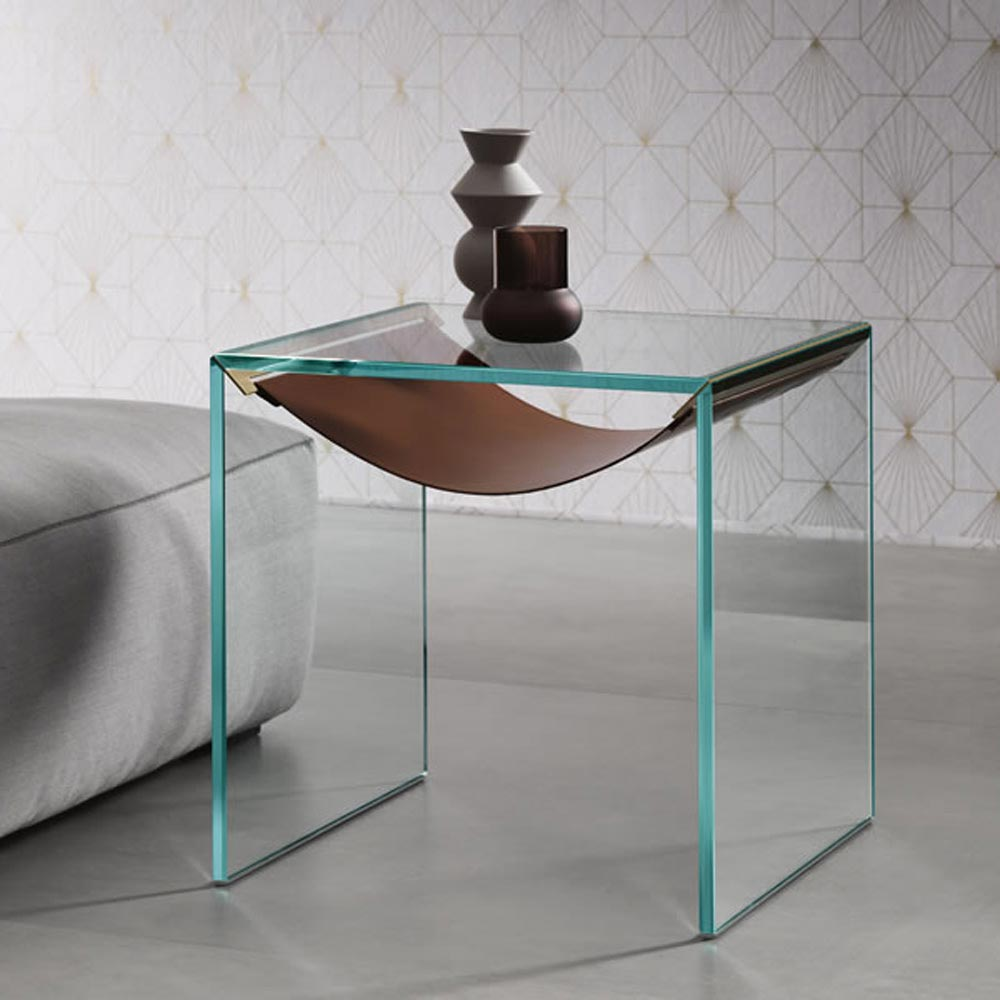 Amaca Side Table by Tonelli Design
