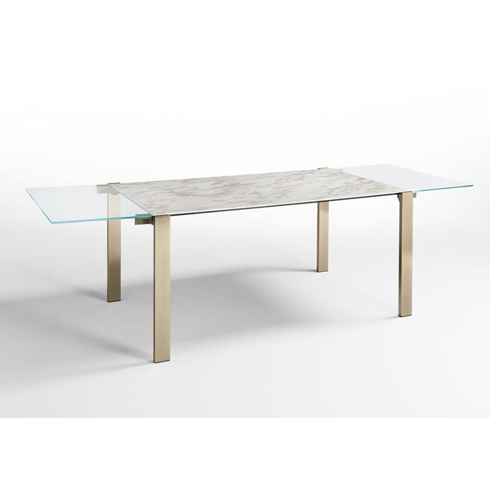 Livingstone Ceramic Dining Table by Tonelli Design
