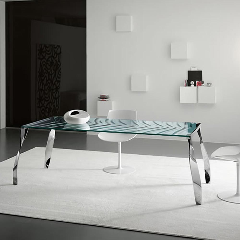 Luz De Luna Dining Table by Tonelli Design