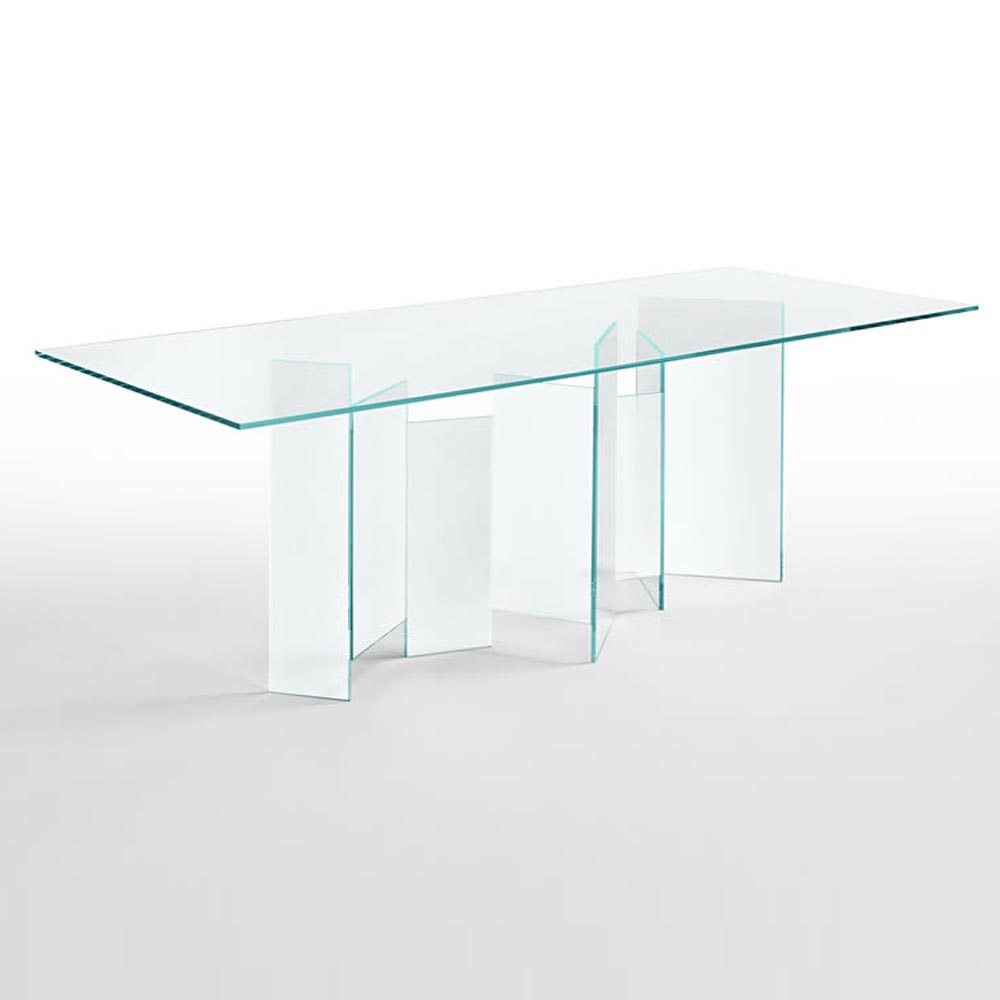 Metropolis Dining Table by Tonelli Design
